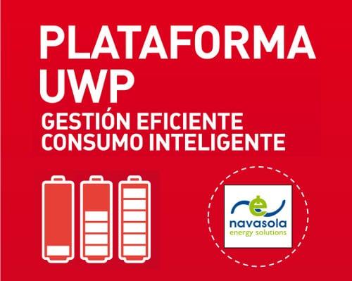 Plataforma UWP de Carlo Gavazzi