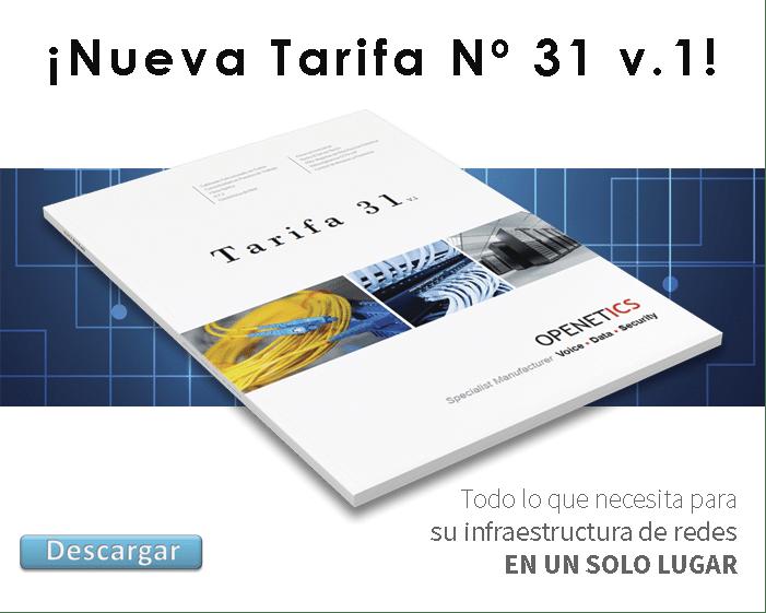Tarifa OpenetICS